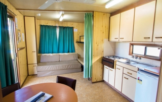 Ensuite Mini Cabins - Kitchen